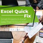 Excel Quick Fix