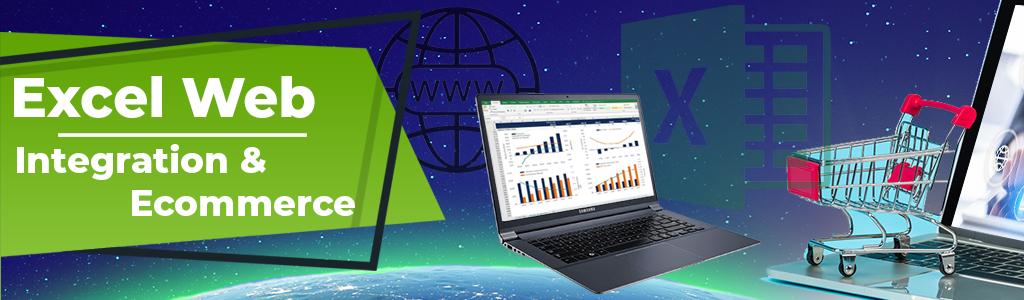 Excel Web Integration & Ecommerce