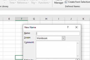 LAMBDA formula to create user defined functions in excel