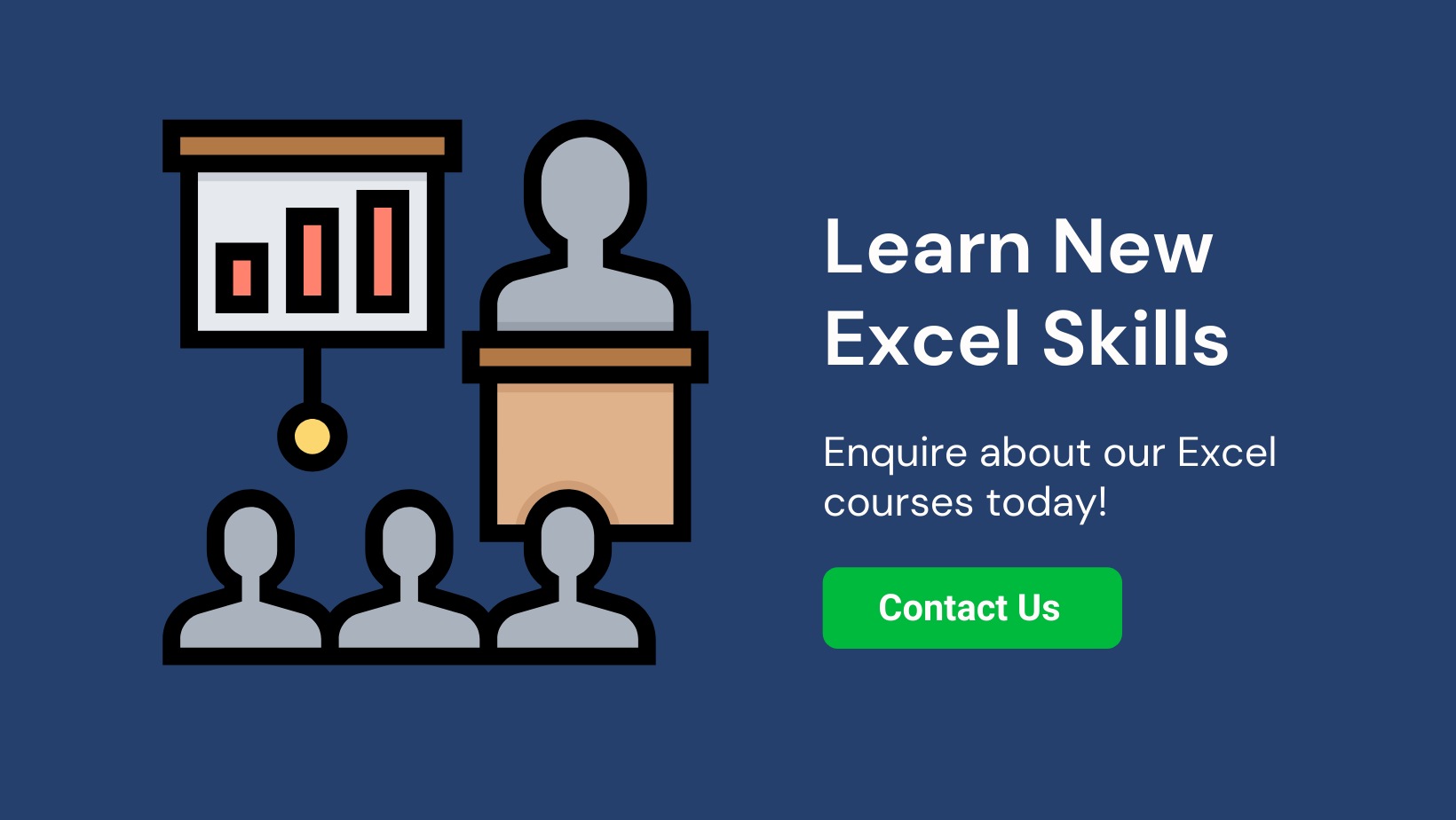 learn new excel skills